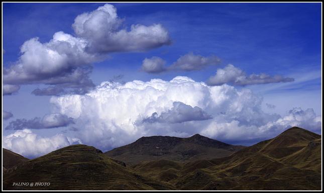 Region DE LA  RAYA 4335 m.n.m.