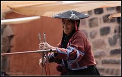 Starenka z PERU