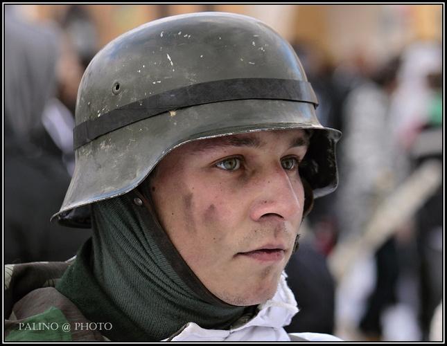 Pohľad neznámeho vojaka...