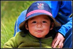 Peruánske dieťa