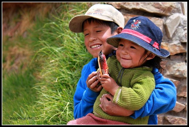 Peruánske deti