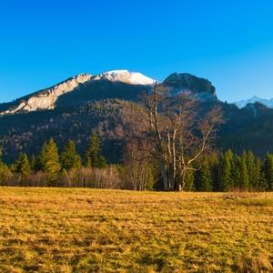 Jeseň v Belianskych Tatrach