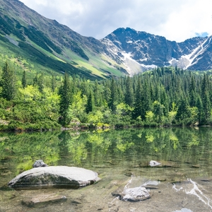 Ťatliakove jazero