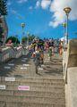 Ružomberské schody 2018