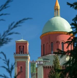 Nový evanjelický kostol Kežmarok