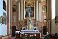 Frantiskansky kostol  (oltar)