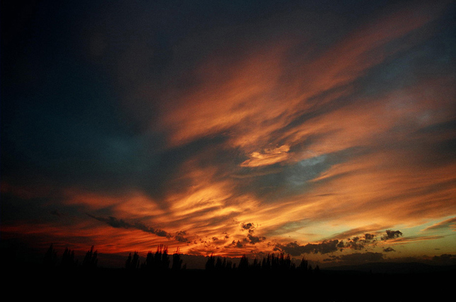 Svet oblakov 2