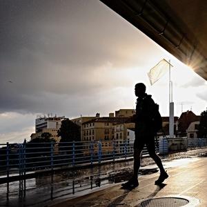 Slnko a dážď