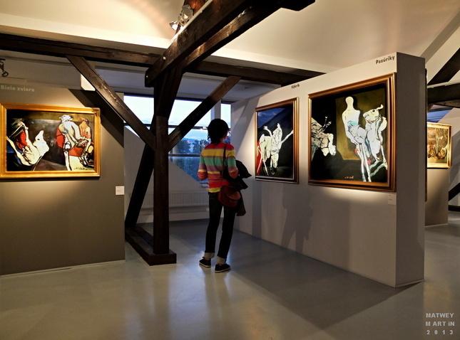 Tour de Gallery IX