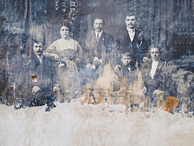 Moja stará neznáma rodina