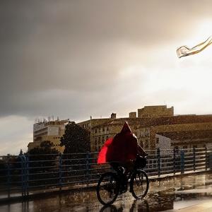 Stá pieseň o daždi