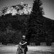 Biker pod mýtickou horou