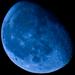 Mesiac na modro