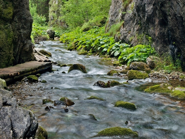 Prosiecka dolina - Vráta