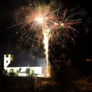 Novoročná Špania Dolina