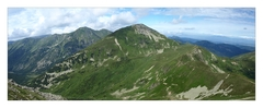 Hrebeňom Západných Tatier