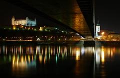 Luxusny vyhlad spod mosta
