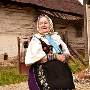 babička z Východnej