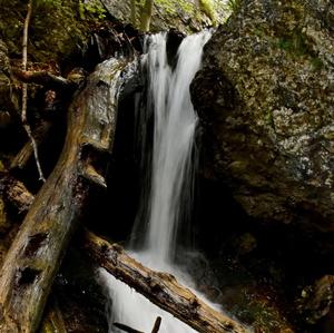 jánošíkove divé vody......