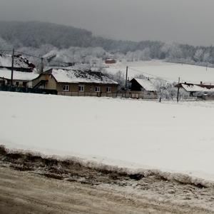 omrznutý kraj...