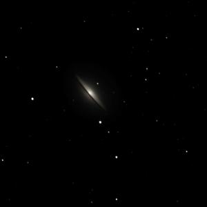 Galaxia  M104 - Sombrero