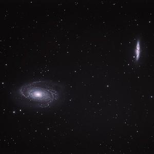 Bodeho galaxie