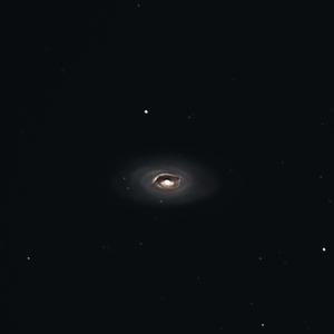 Čiernooká galaxia
