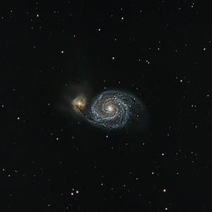 Vírová galaxia