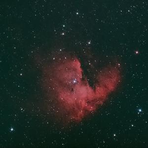 Pacman - NGC 281