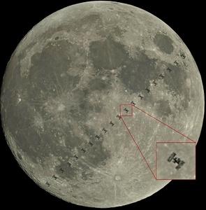 Tranzit ISS