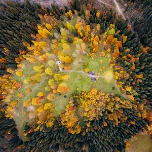 Jeseň v Kališti