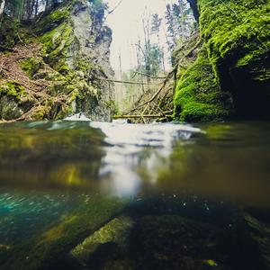 Z Vajskovského potoka
