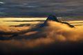 Pod perinou z oblakou