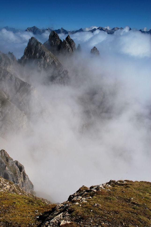 jeseň v Tirolsku