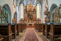V kostole sv.Kataríny.....