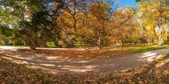 Jeseň v parku