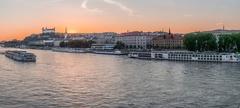 Dunajské panoráma......