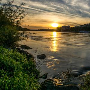 Pri Dunaji.........