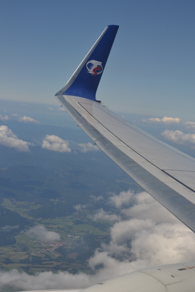 Fly I.