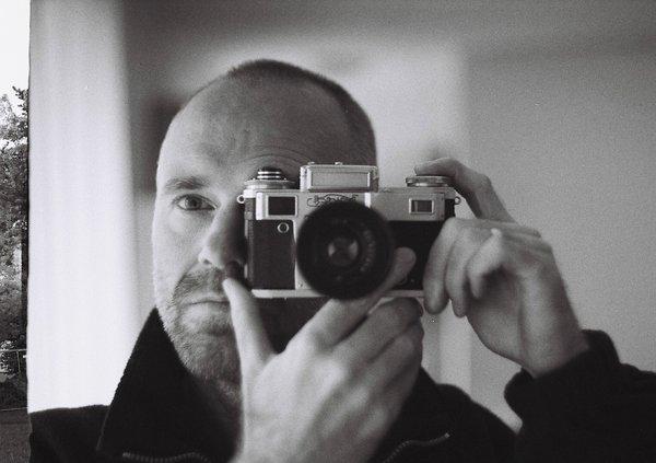 Môj prvý analógový fotoaparát...