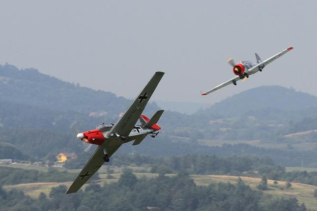 Letecký súboj