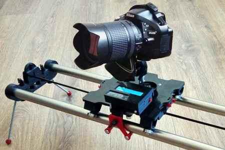 TimeLapse slider, ako si ho vytlačiť 3D tlačou - 1.časť (by ISD)