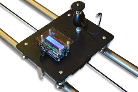 TimeLapse vozík - popis vozíka - 4.časť (by ISD)