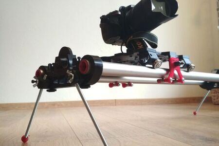 TimeLapse slider, ako si ho vytlačiť 3D tlačou - 2.časť (by ISD)