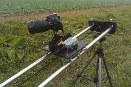 TimeLapse vozík - ako je vyrobený - 1.čast (by ISD)