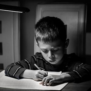 malý študent