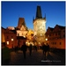 Pražské Mostecké věže