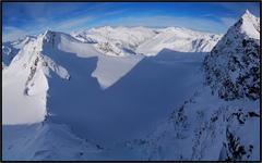 Schwarze Schneid 3370m