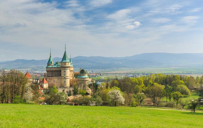 Jar v Bojniciach