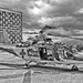 Agusta A109K2 B&W